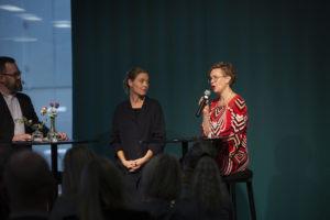 Kerstin Lindell på The Bridge Interview